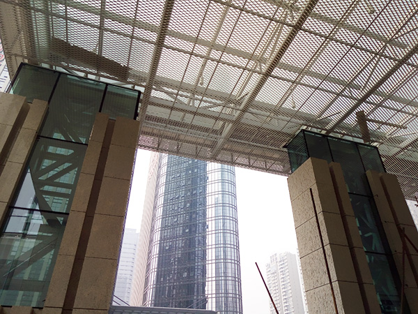 Aluminum Suspended Ceiling Expanded Metal Mesh Supplier
